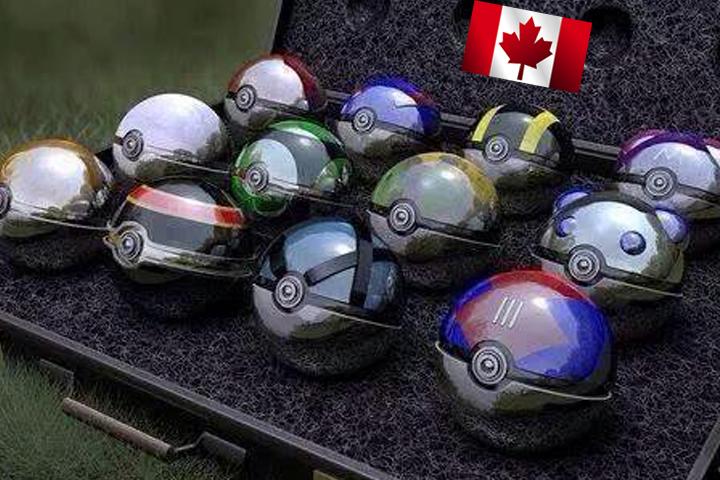 Pokemon Go в Канаде из виртуальности в реальность