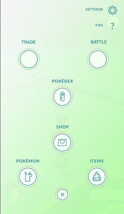 Обмен покемонами в Pokemon GO