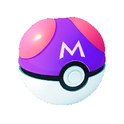 Мастербол (Master Ball) в Pokemon GO
