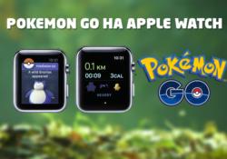 Pokemon GO скоро выйдет на Apple Watch